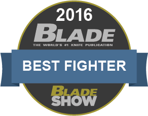 Best Fighter at the 2016 Blade Show