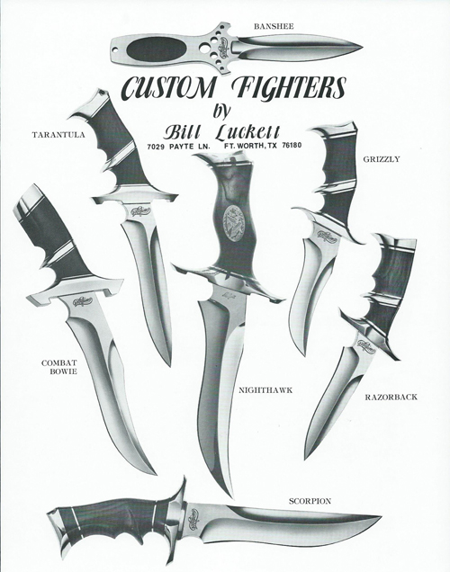 Early KNives