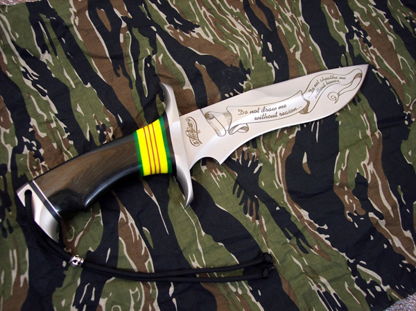 The Vietnam Commemorative Knife