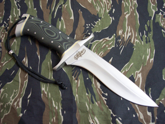 Tac III - Best Fighter at the 2016 Blade Show